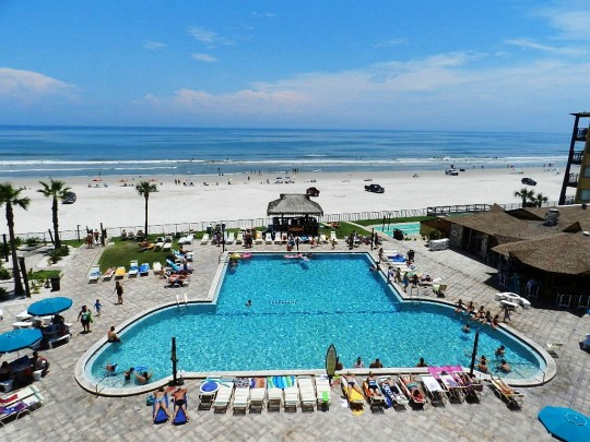 Oceanfront Vacation Rental Condos In Daytona Beach Florida - Daytona beach oceanfront house rentals